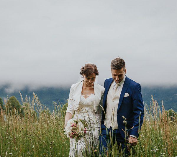 LAKE WEDDING IN SOČA VALLEY