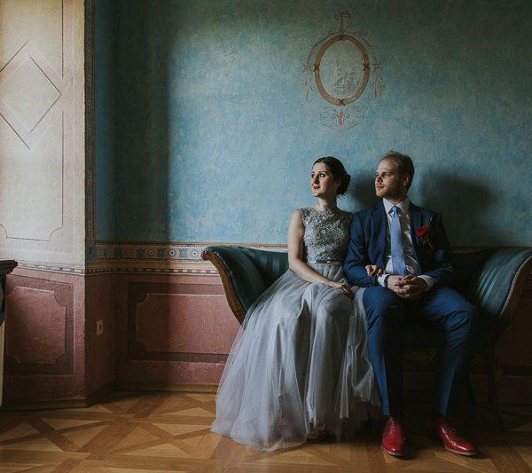 TUŠTANJ CASTLE WEDDING