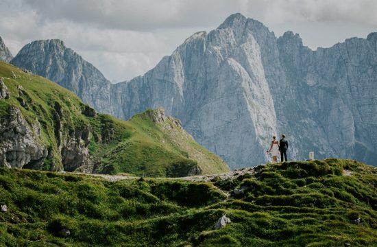 Gorska poroka Slovenija