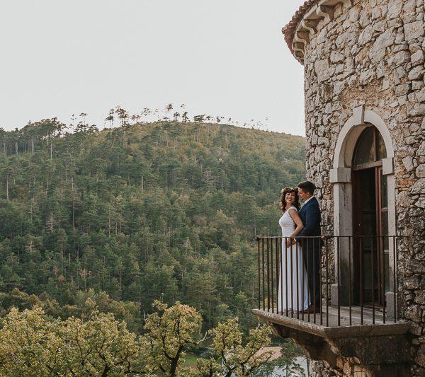RIHEMBERK CASTLE STYLED WEDDING