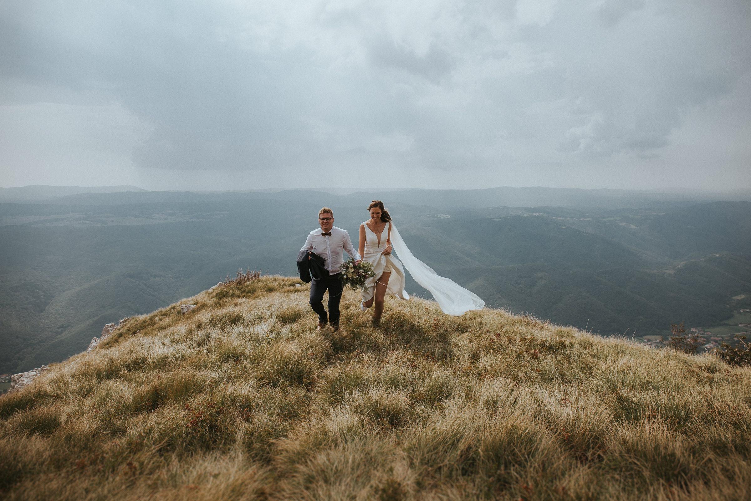 Intimate Higlands Wedding Slovenia
