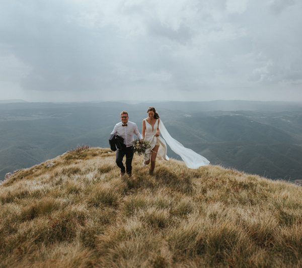 Intimate Highlands Wedding