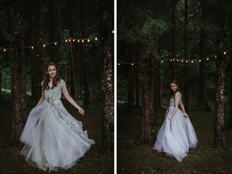 Tanya Kochnova wedding gown