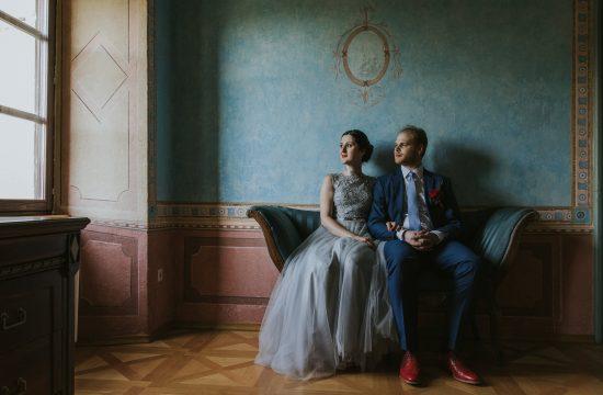 Slovenia Destination Wedding Photographer - poroka na Gradu Tuštanj