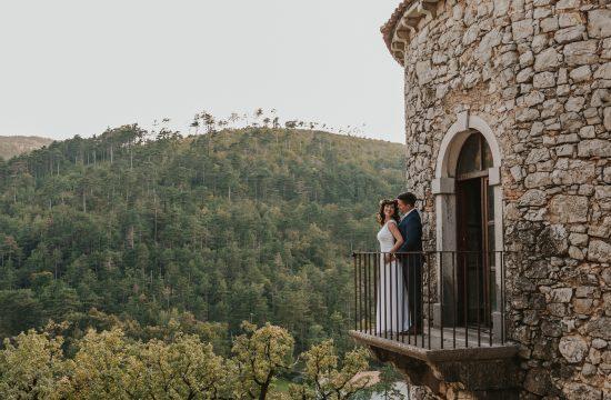 Poroka na gradu ⎮ Poročni fotograf ⎮Castle Wedding Photographer