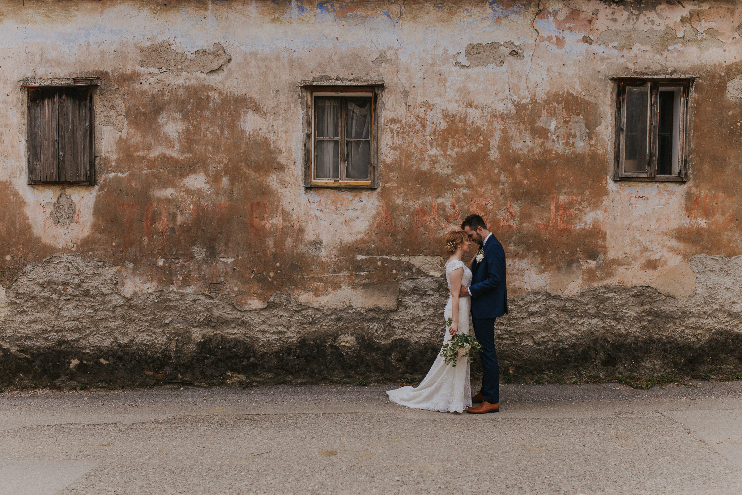 Wedding in Slovenia
