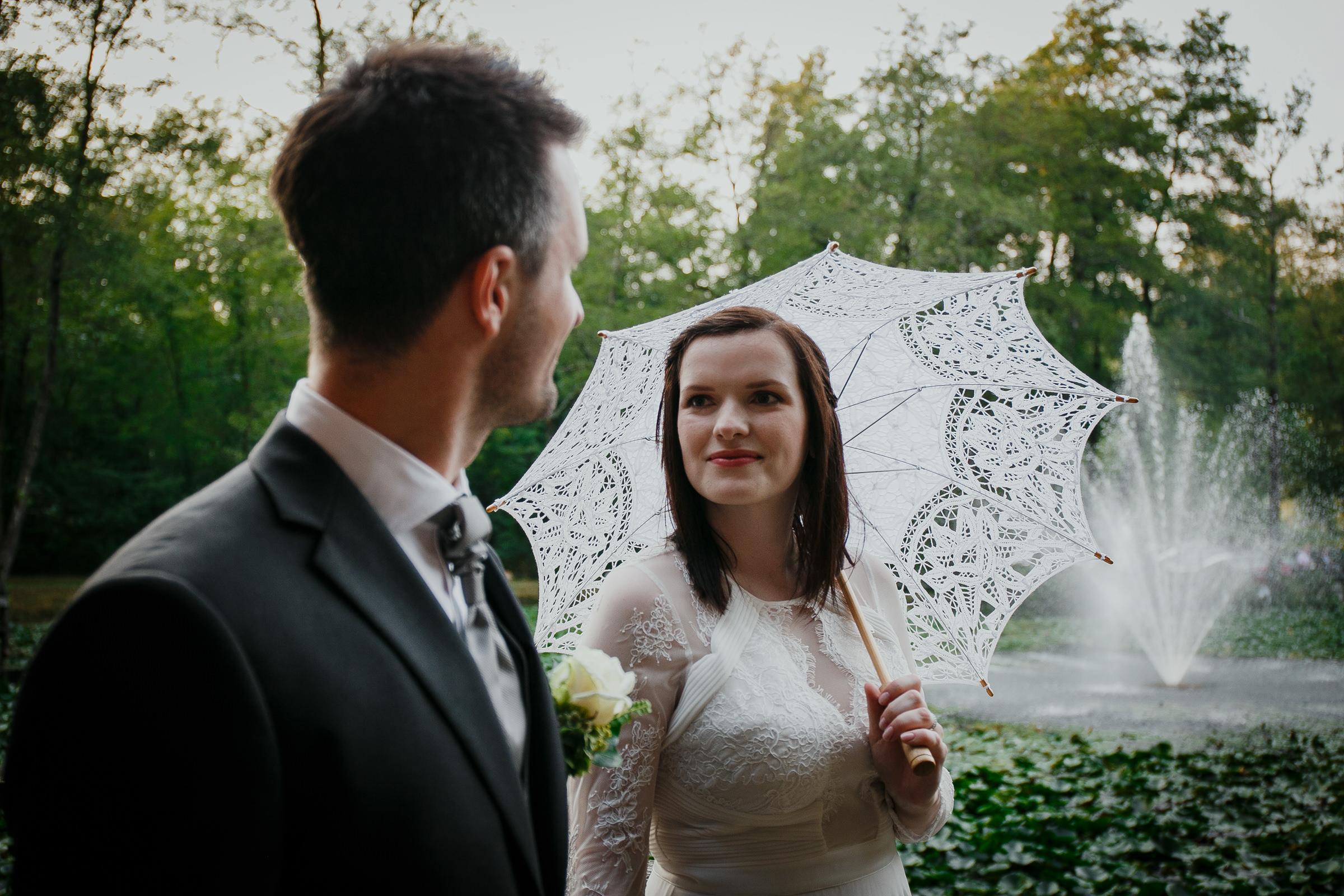 rustikalna poroka - poročna fotografija