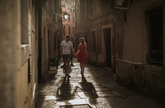 Piran couple session