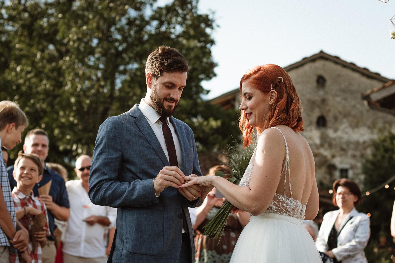 Vineyard Wedding Slovenia