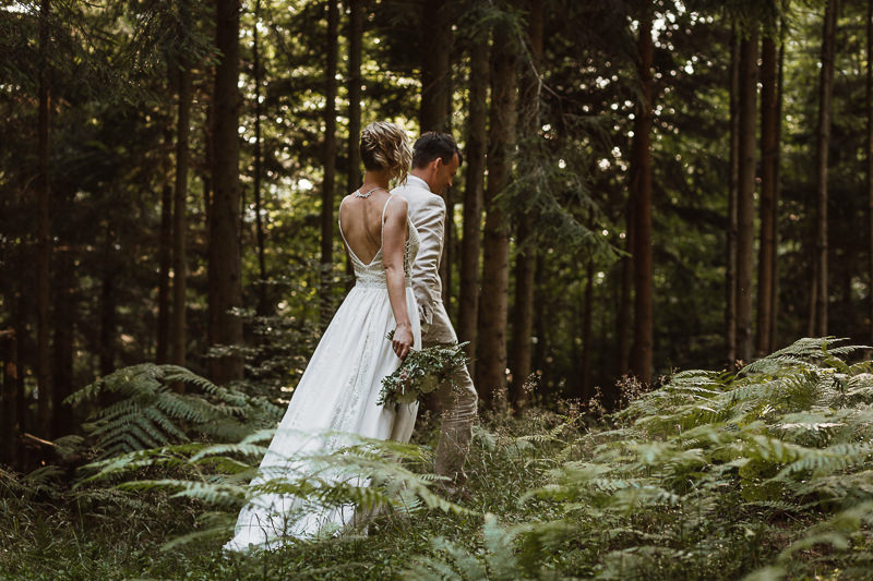 Forest Wedding Slovenia