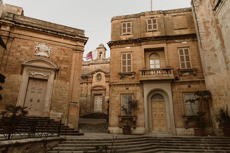 Visiting Malta