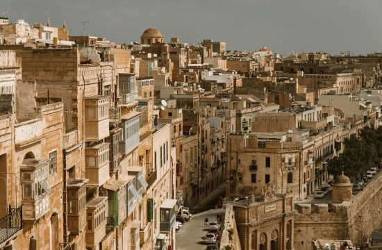 Visiting Malta / Obisk Malte