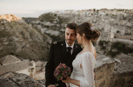 Wedding in Matera Italy
